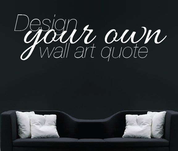 custom wall quotes 2