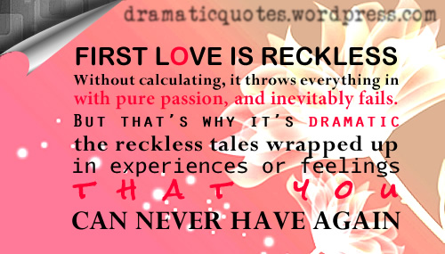 first love quotes 4