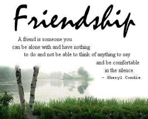 friendship sayings 5