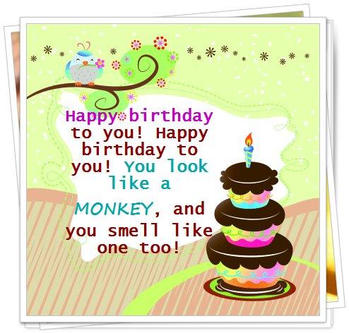 humorous birthday quotes 1