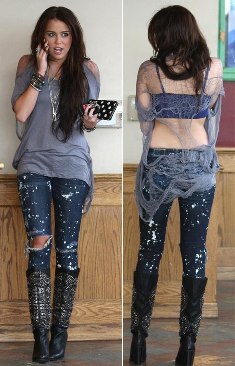 Miley Cyrus Outfits Fav Images Amazing Pictures