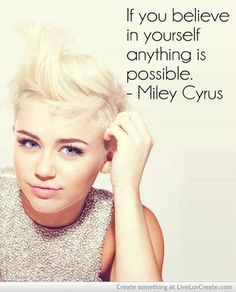 miley cyrus quotes 1
