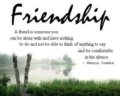sayings about friendship 4