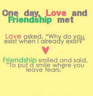 sayings about friendship 5