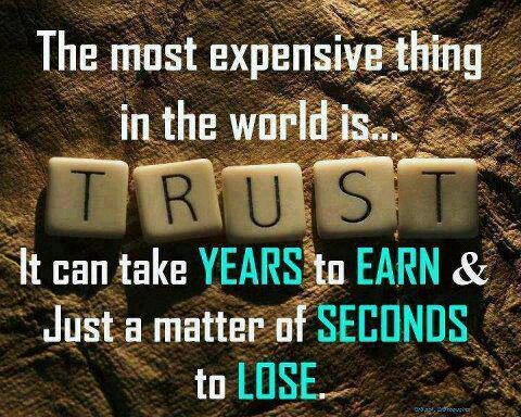 sayings about trust 2