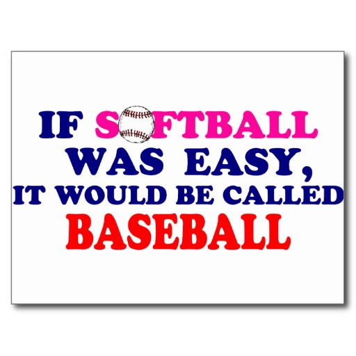 softball sayings 3