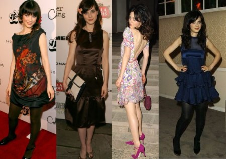 zooey deschanel fashion 2