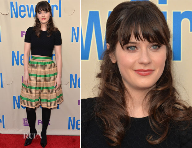 zooey deschanel fashion 3