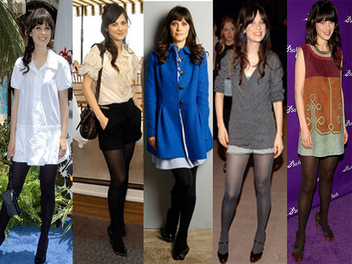 zooey deschanel fashion 5