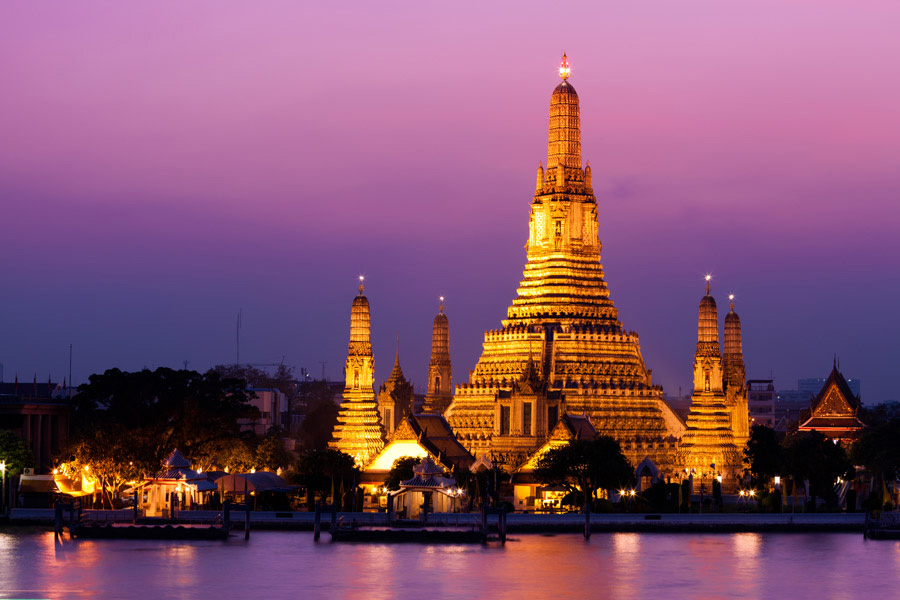 Beautiful photos of Bangkok 1