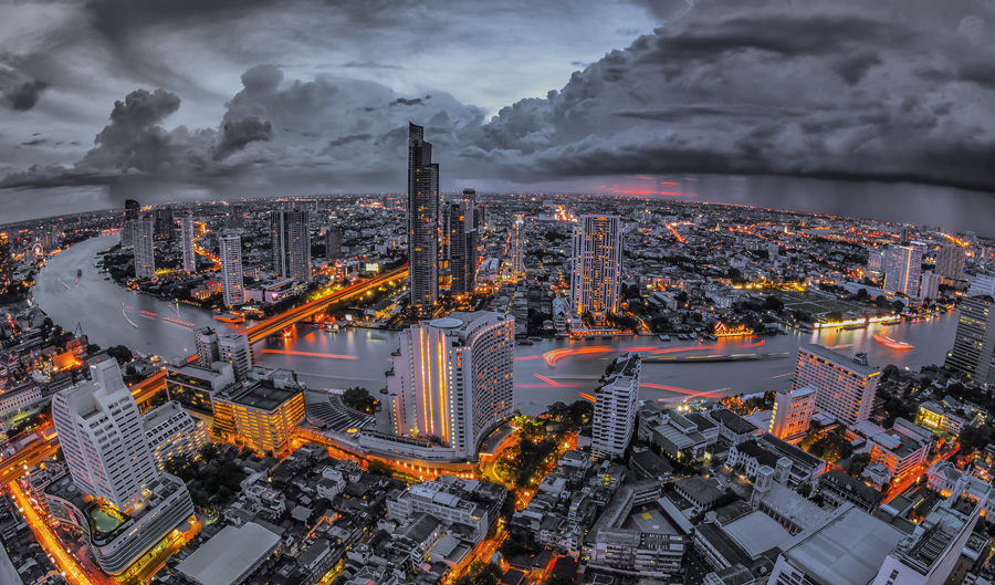 Beautiful photos of Bangkok 3
