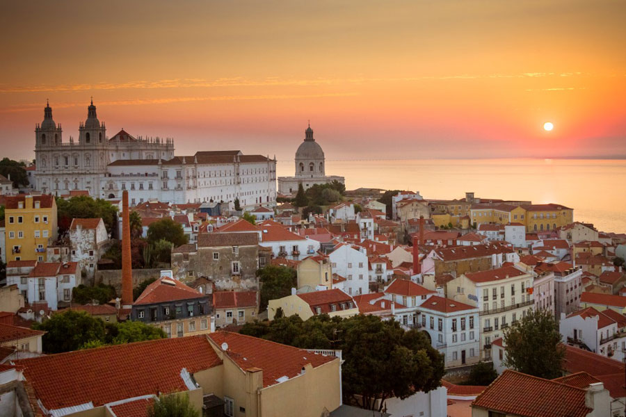 Beautiful photos of Lisbon 1