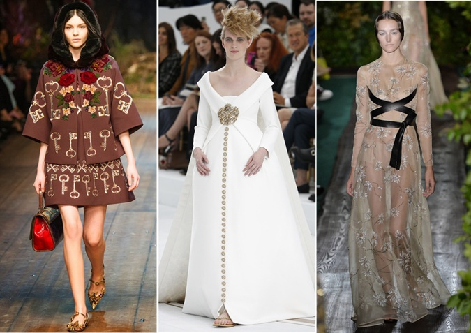 Key fashion trends autumn 2014