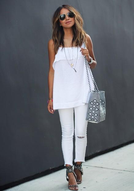 Stylish grey bag for lady