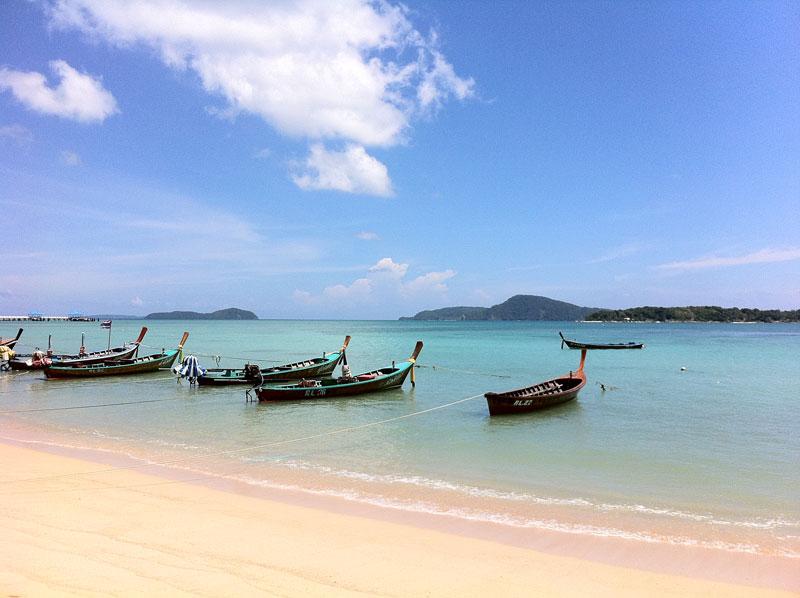 Rawai Beach in Phuket 1