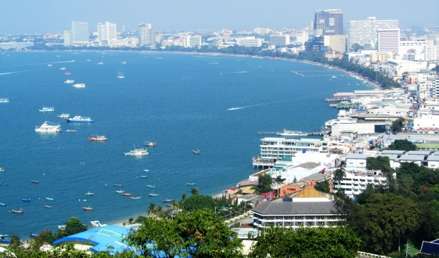 pattaya thailand resorts image