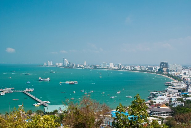 pattaya thailand resorts photo