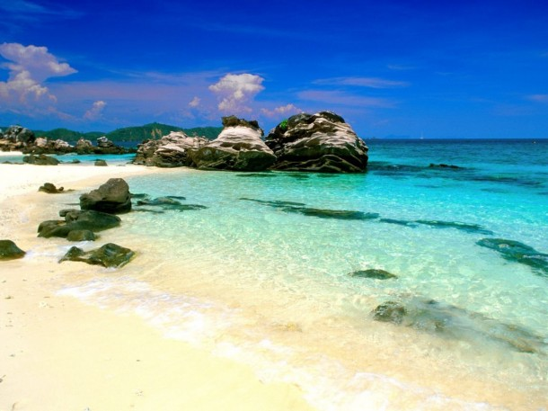 thailand beaches resorts photo
