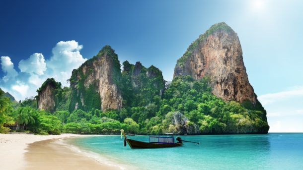 thailand beaches resorts picture