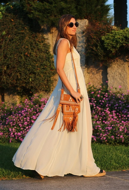 White dress outfit ideas 4