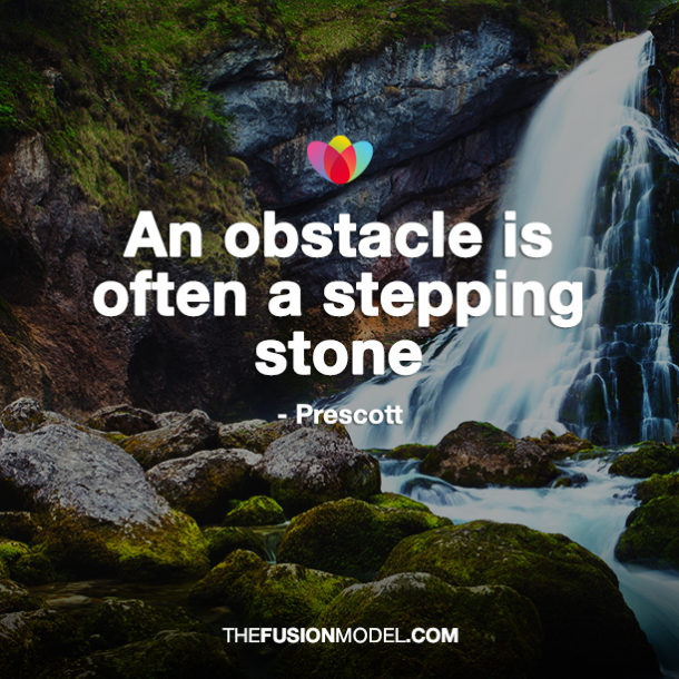 inspirational, quotes, prescott, obstacle, short