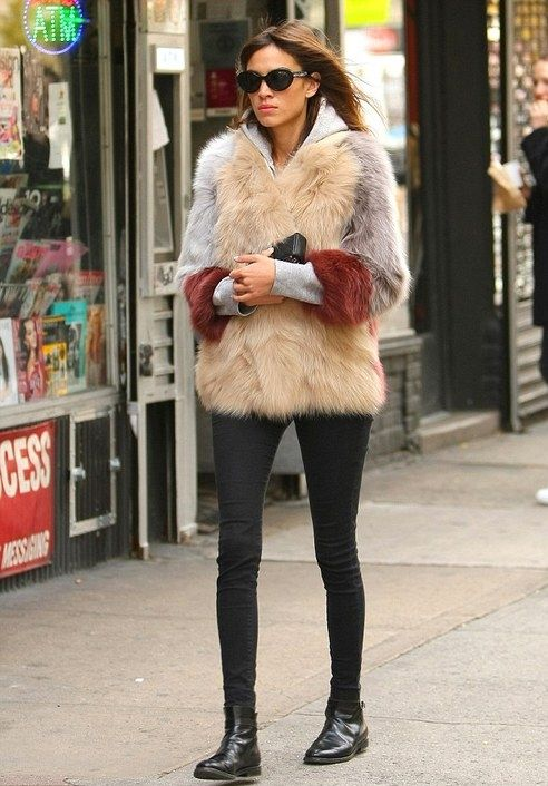fur is not a fashion statement essay